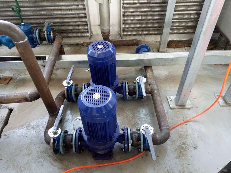天朗艾尔压缩机电锅炉