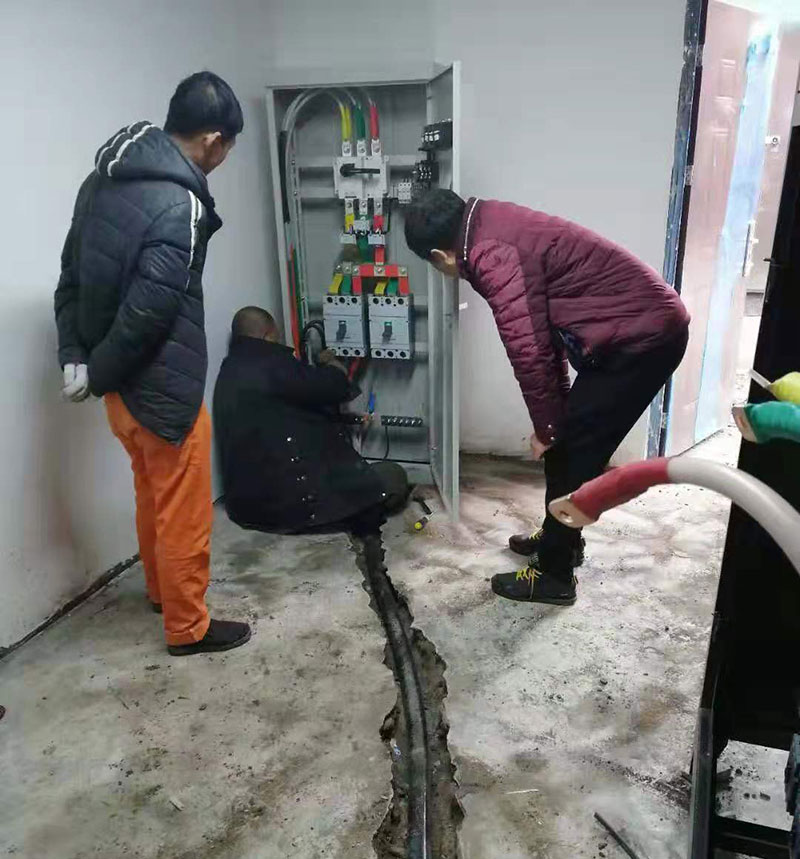 辽宁省文物局电锅炉