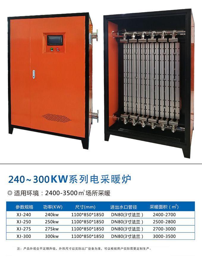 120千瓦半导体电锅炉