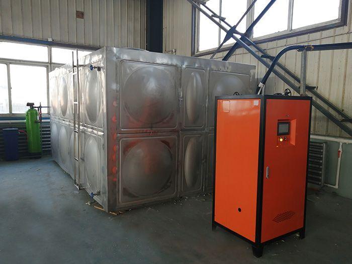 沈阳2000平工厂蓄热供暖